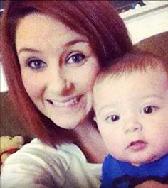 Heather a été filmée alors qu'elle rencontrait pour la 1ère fois la petite fille à qui on a greffé le cœur de son fils Lukas
