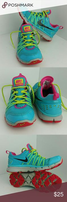 NIKE FLEX TRAIL 2 II WOMEN SHOES VERY CLEAN INSIDE-OUT   SKE # FM NIKE  Shoes Athletic Shoes