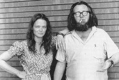 Ted Berrigan and Ann Waldman