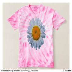 Tie Dye Daisy T-Shirt