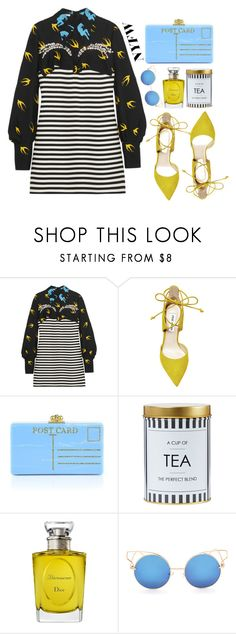 """""""Kate by Miu Miu"""" by ragelove ❤ liked on Polyvore featuring Miu Miu, Steve Madden, Edie Parker, Christian Dior, women's clothing, women, female, woman, misses and juniors"""