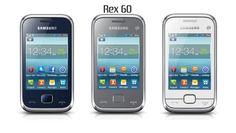 Samsung Rex 60 mobil dünyada yüzeysel olarak bulunmak isteyenlerin ilk tercihi olmaya devam ediyor. Cihaz kompakt boyutları ve şık tasarımı ile dikkat çekmektedir.   #Samsung #Rex60 #SamsungMobile