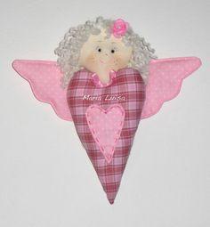 в продолжение ангельской темы... - Разнообразные игрушки ручной работы