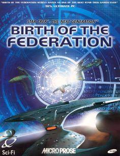 Star Trek: The Next Generation: Birth of the Federation  WIN 95/98
