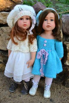 Алиса (кукла Готц) дома! / Куклы Gotz - коллекционные и игровые Готц / Бэйбики. Куклы фото. Одежда для кукол