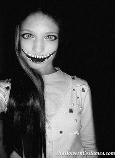 scary teeth makeup for Halloween » Halloween Costumes 2013