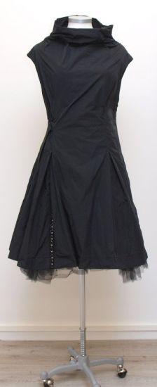 peter o. mahler - Kleid mit Strass Megacrash black - Winter 2015