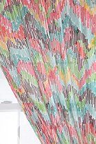 Chevron Patterned Curtain  #UrbanOutfitters