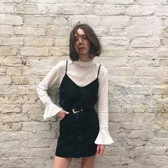 穿搭 | 永不退流的经典黑白组合,3招让你黑&白穿搭不在冷淡!