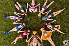 Sailor Moon Drops, Sailor Chibi Moon, Sailor Pluto, Sailor Mars, Sailor Jupiter, Sailor Neptune, Sailor Venus, Sailor Moon Crystal, Anime Figures