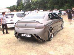 Peugeot 407 tuning
