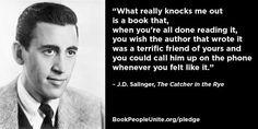 J.D. Salinger Jd Salinger, Knock Knock, Writers, Favorite Quotes, Films, Author, Sayings, Reading, Funny