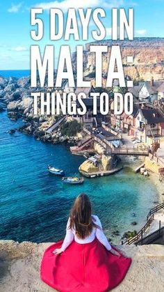 Best things to do in Malta, Gozo, Comino island. 5-day itinerary for Malta. Malta by car