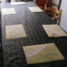 Je vous présente aujourd'hui un des premiers kits que j'ai réalisé : le kit agents secrets pour des enfants de 7 à 13 ans, testé par une maman et son fils !