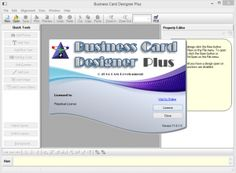 Autodesk eagle premium full version 2017 business card designer business card designer pro crack gives you the possibility to produce amazing business cards in a matter of minutes and print them right away on reheart Choice Image
