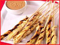 Hip-Hip-Hooray Chicken Satay Recipe 3 pts
