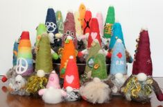 It Takes Just One Felted Gnome to Start a Village