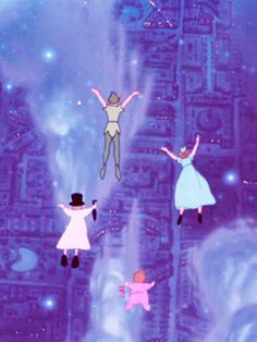 Lets fly to Neverland :)