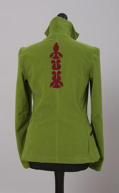 Damen Outdoorjacke, Verbindung von Funktionalität und Design aus wind - und wasserdichtem Material und atmungsaktiv. Farbe: grün #outdoorjacke