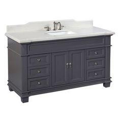 Bathroom Vanities - Walmart.com Single Sink Bathroom Vanity, Bathroom Wall, Bathroom Vanities, Bathrooms, Vanity Cabinet, Vanity Set, Makeup Vanity Lighting, Beveled Subway Tile, Kitchen Bath Collection