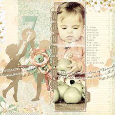 Brandy Murry @ Scrap Girls #digital #scrapbooking