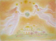 Angels by Brigitte Jost