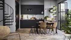 ODGER eetkamerstoel | IKEA IKEAnl IKEAnederland nieuw inspiratie wooninspiratie interieur wooninterieur eetkamer stoel eettafel keuken METOD veelzijdig KUNGSBACKA koken eten drinken lunch ontbijt diner
