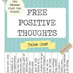 happy thoughts, school, the office, think positive, bulletin boards, positive thoughts, posit thought, quot, printabl