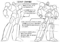 """""""歩き目です""""氏が3日間にわたりTwitter上で公開した「ロボットデフォルメ講座」をまとめてみました!凄いボリュームです!"""