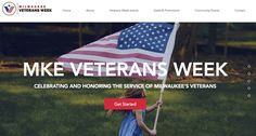 Milwaukee Veterans Week Celebrating and Honoring the Service of Milwaukee's #Veterans - Please support our local Veteran Entrepreneurs by shopping Veteran Owned the week of November 4th to November 11th, 2017.  Or you can show your support by offering Veterans a Special offer at your place of business and get FREE PR through the Wisconsin Veterans Chamber of Commerce by contact them TODAY!  Supported by #adBidtise veteran owned and operated…