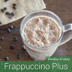 Planima-Frappucino_Plus #paleo #recipe #coffee #vegan