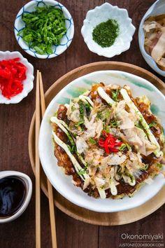 be healthy-page: Okonomiyaki