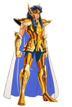 Caballero Dorado. Camus de Acuario - Saint Seiya Infinity Universe - Gabitos