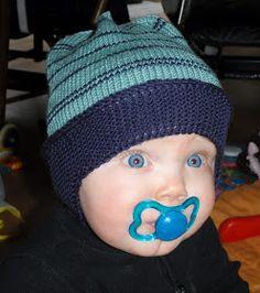Smurferiet Knitted Hats, Beanie, Knitting, Fashion, Moda, Tricot, Fashion Styles, Breien, Stricken