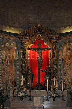 Interior of chapel, North Carolina photo - ShutterPoint Photography