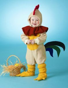 diy rooster costume - Google Search