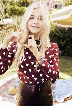i love the messiness of elle fanning's hair. #fasionablymagulo