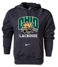 Ohio University Lacrosse Team Gear, Lacrosse, Ohio, University, Hoodies, Black, Columbus Ohio, Sweatshirts, Black People