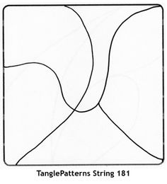 TanglePatterns String 181. Image © Linda Farmer and TanglePatterns.com. All rights reserved.