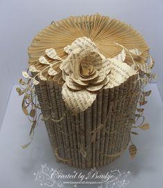 Baukje's Cards and Crafts: Book Folding