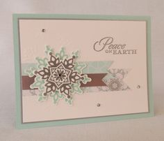 Winter Frost and Festive Flurry : Diane's Blog