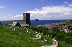 Wembury Church, Devon