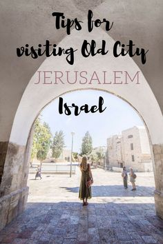 Of course you can't come to Israel and not visit Old City Jerusalem. I've shared a little about what you should see how, and more importantly what to EAT! Jerusalem Israel, Old City Jerusalem, Abu Dhabi, Israel Travel, Israel Trip, Israel Tours, Naher Osten, Visit Israel, Travel Oklahoma