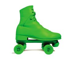 My design inspiration: Roller Stop Green on Fab.