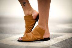 Sale 20% Leather Sandals Camel Sandals Handmade Sandals by abramey
