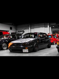 My old Mk 3 golf vr6 on Airride and Corvette salad shooters
