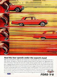 1962 Ford Galaxie Hardtop