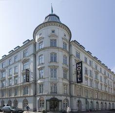Ibsens Hotel in Kopenhagen, Denemarken