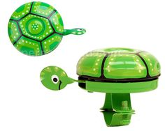 Turtle Bike Bell and more Incredible Gifts at Perpetual Kid.Boring old school bike bell meets a fun design. Turtle Names, Hobby Electronics Store, Turtles Forever, Gadgets, Bicycle Bell, Turtle Figurines, Birthday Wishes For Myself, Tortoise Turtle, I Love Lamp