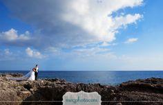 #destination #beach #wedding #Jamaica #ceremony